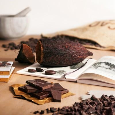 Čokolada v kuhinji