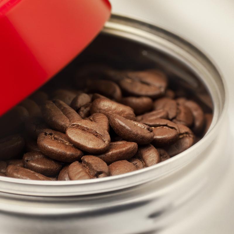 Kava v zrnju