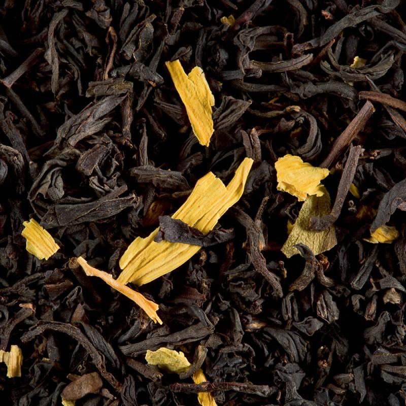 Črni čaj Dammann Pomme d'amour
