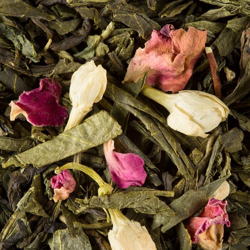 Zeleni čaj Dammann Bali