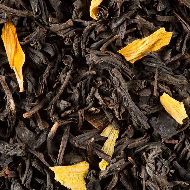 Črni čaj Dammann Vanille