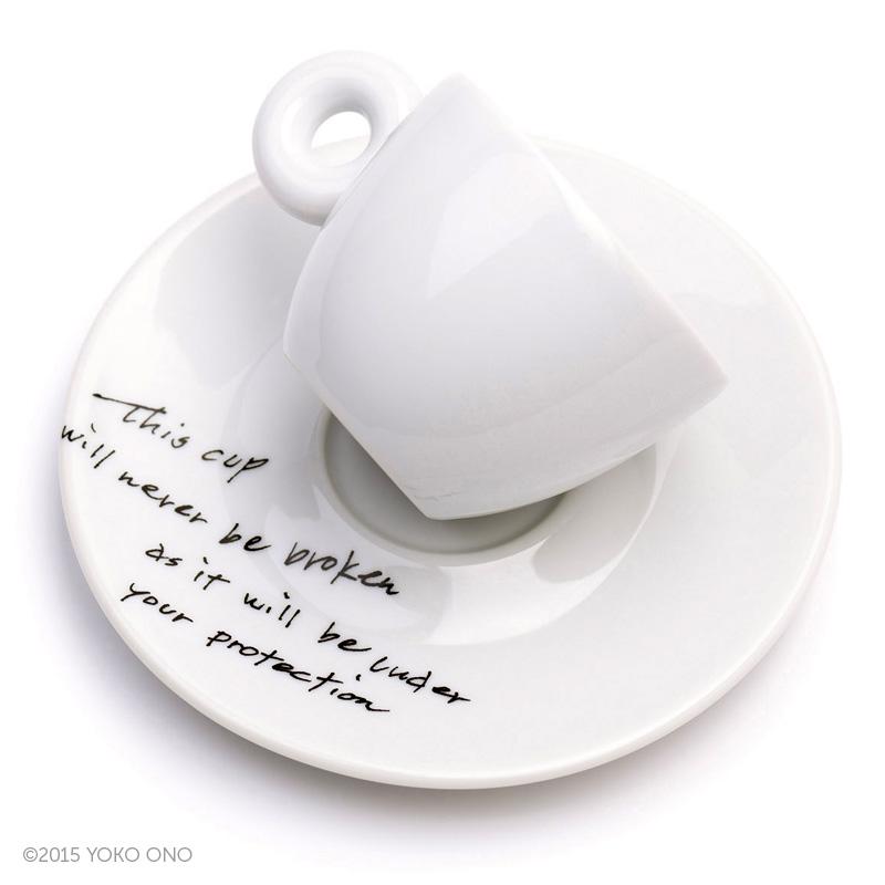 Yoko Ono – Unbroken Cup