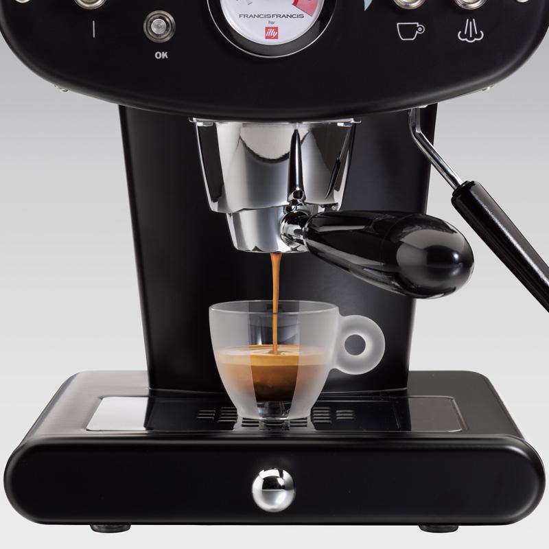 Kuhanje kave na aparatu X1