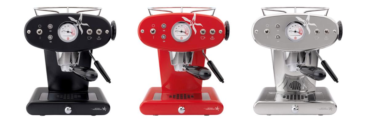 Barve kavnega aparata X1 Iperespresso