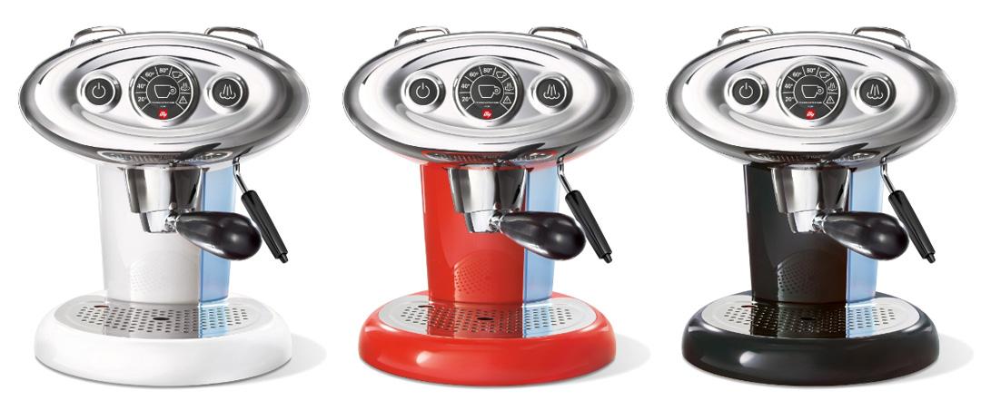 Barve kavnega aparata X7.1 Iperespresso