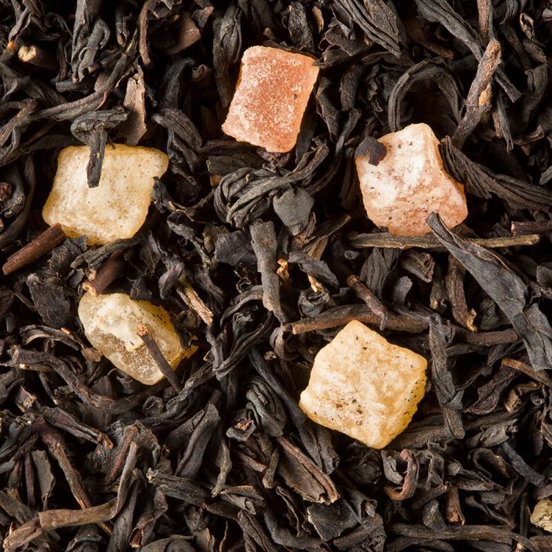 Črni čaj Dammann Caramel