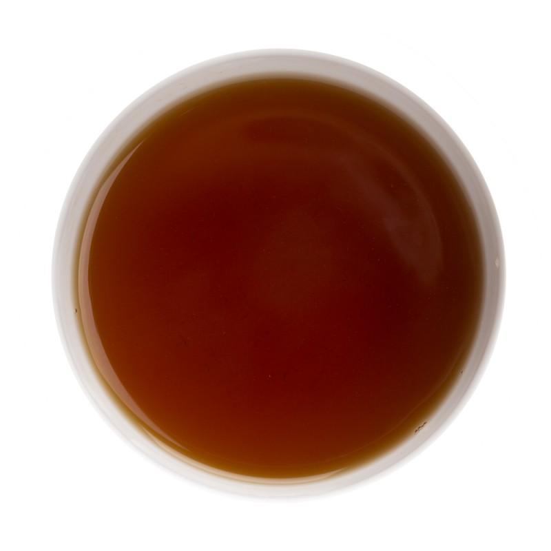 Črni čaj Dammann Caramel, poparek
