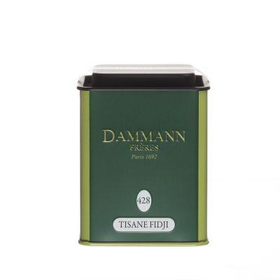 Zeliščni čaj Dammann Tisanes Fidji, pločevinka 80 g