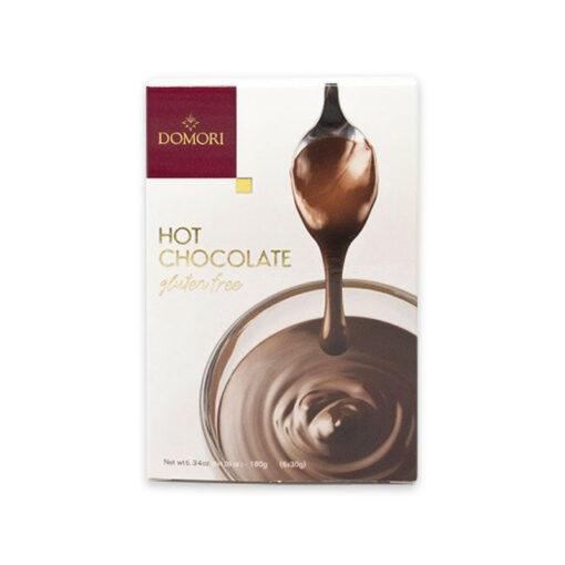 Domori vroča čokolada, 6 vrečk