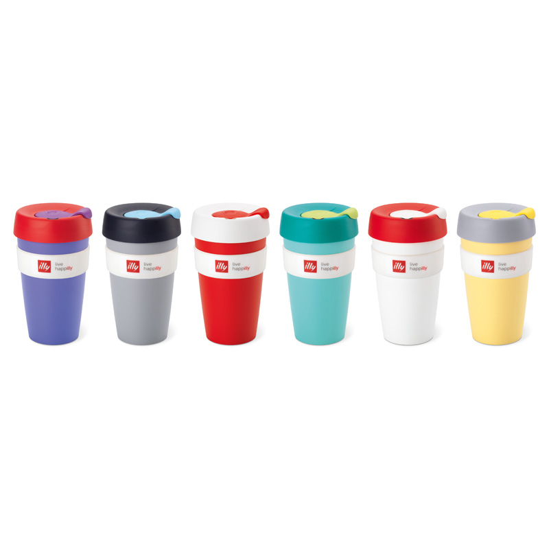 KeepCup livehappilly - barve