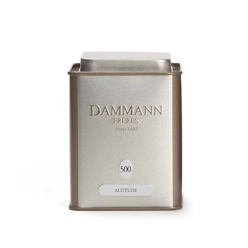 Črni čaj Dammann Altitude, pločevinka 100 g
