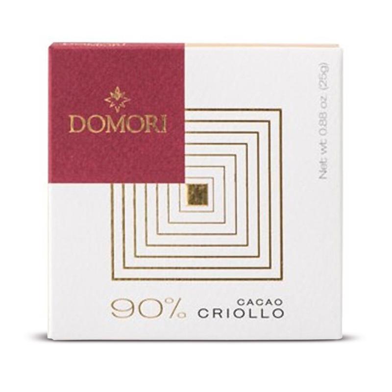 Domori temna čokolada Criollo 90%, 25 g