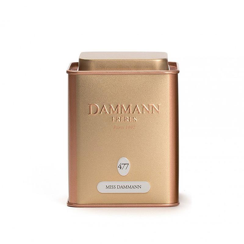Zeleni čaj Miss Dammann, pločevinka 100 g