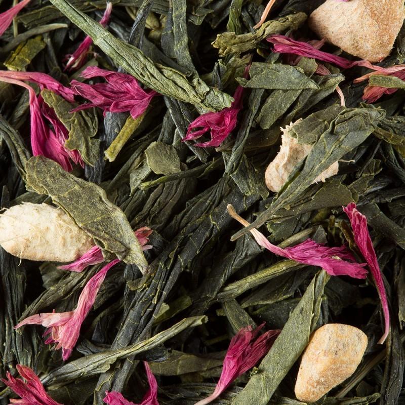 Zeleni čaj MISS DAMMANN, mešanica čaja