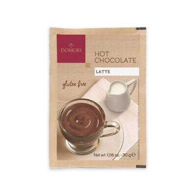 Domori mlečna vroča čokolada