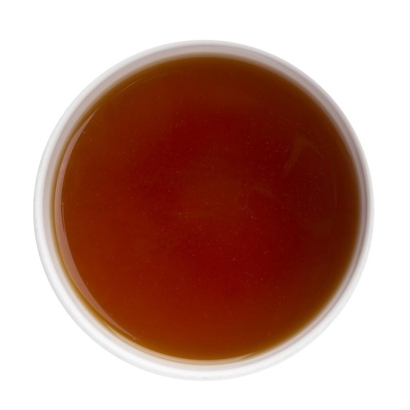 Rooibos Caramel (No. 242), pripravljen čaj