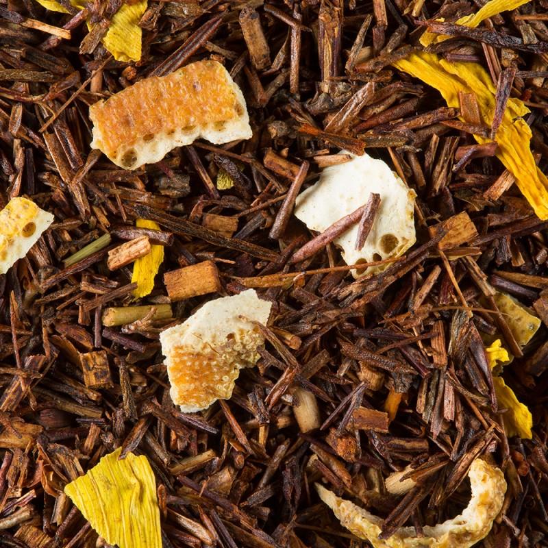 Rooibos Citrus (No. 243), čajni lističi