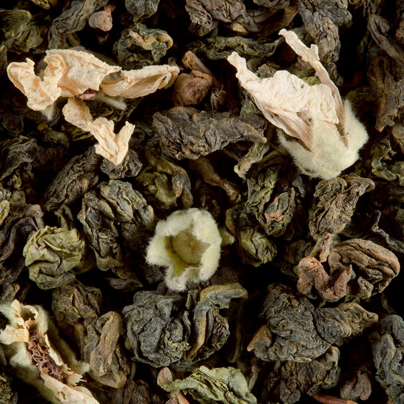 Oolong čaj WEEK-END À PARIS, čajna mešanica