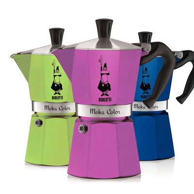 Kafetiera Bialetti Moka Color