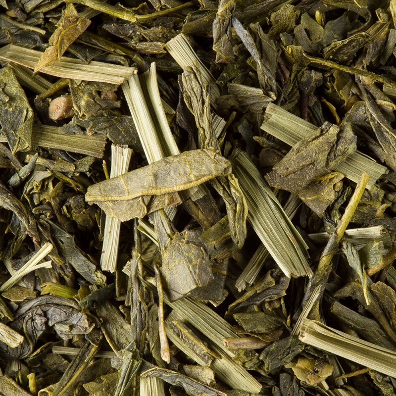 Zeleni čaj Dammann Jaune Lemon