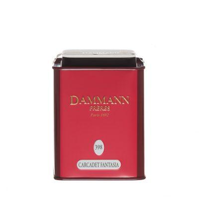 Sadni čaj Dammann Carcadet Fantasia. 100 g