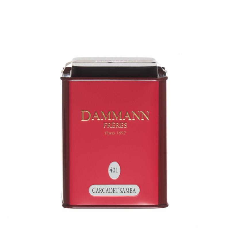 Sadni čaj Dammann Carcadet Samba. 100 g