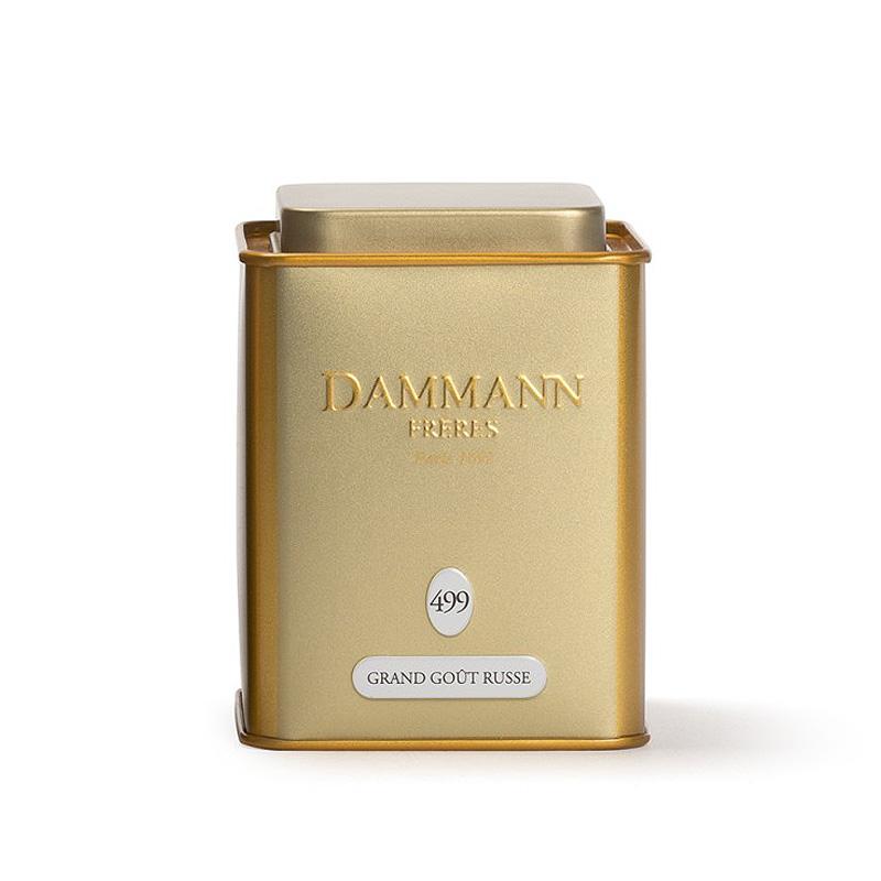 Črni čaj Dammann Grand Goût Russe, 100 g