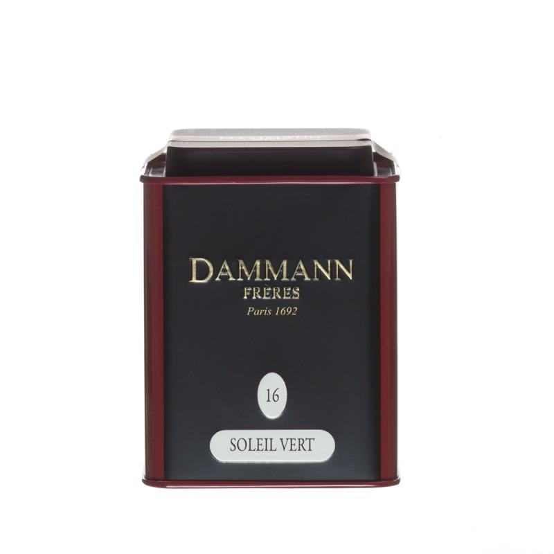 Zeleni čaj Dammann Soleil Vert, 100 g