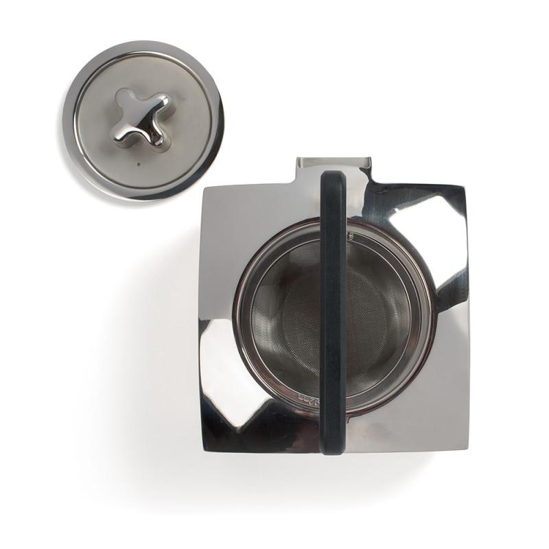 Čajnik iz nerjavnega jekla Ludik, 1,2 l