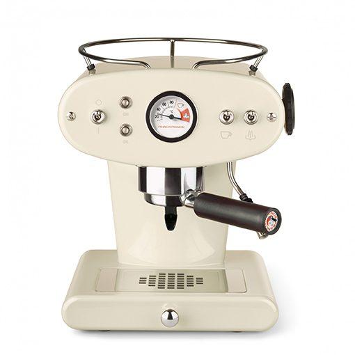 Kavni aparat X1 za mleto kavo, v barvi mandlja