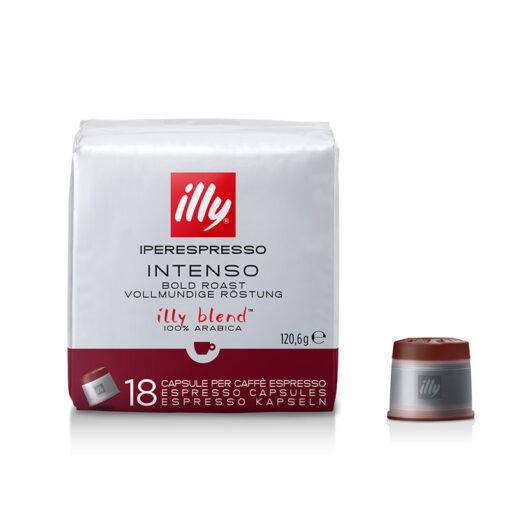 Kava v kapsulah IE, močneje pražena