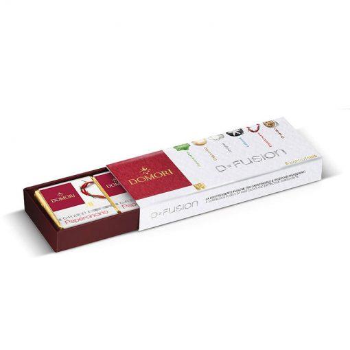 6 čokoladnih ploščic Domori D-Fusion, 28,2 g
