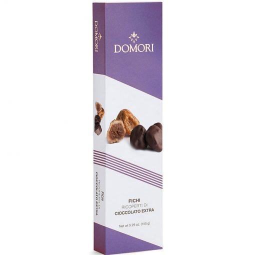 Fige, oblite s čokolado Domori, 150 g