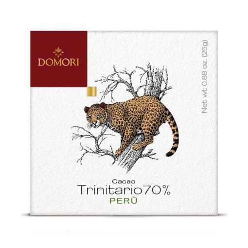 Čokolada Domori Trinitario 70 % Peru, 50 g