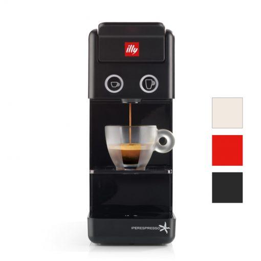 Kavni aparat illy Y3.2 Iperespresso Espresso&Coffee