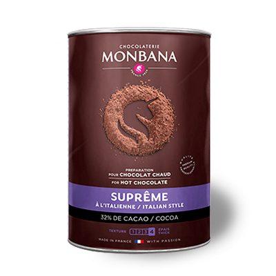 Vroča čokolada v prahu Monbana Suprême ,1kg