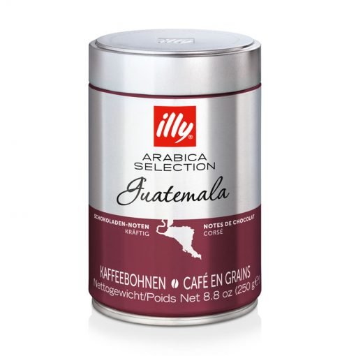 Kava v zrnju illy Arabica Selection Guatemala, 250 g