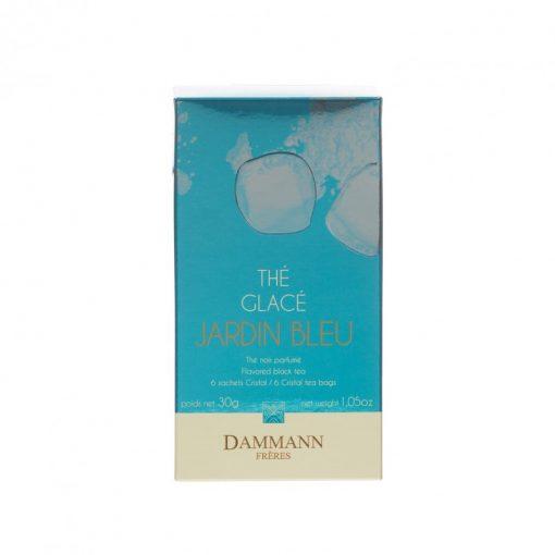 Ledeni čaj Dammann Jardin Bleu, 6 jumbo vrečk