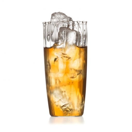 Ledeni čaj Dammann Jardin Bleu, napitek