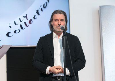 Carlo Bach, umetniški vodja illycaffè