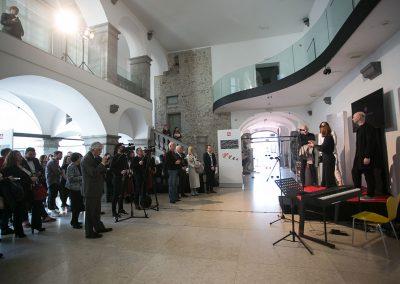 """Zaključna prireditev natečaja """"Oblikuj pločevinko illy"""" v Mestnem muzeju Ljubljana"""