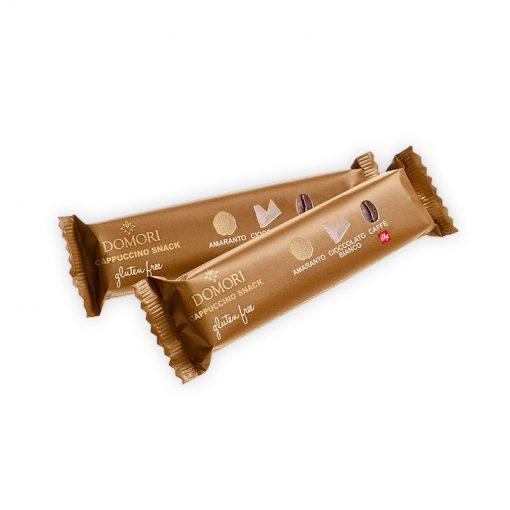 Čokoladni prigrizek Domori Cappuccino