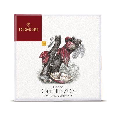 Domori Criollo 70 Ocumare 77 4,7g