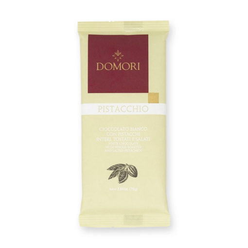 Domori tablica pistacchio