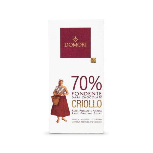 Domori Criollo Blend, 70 %