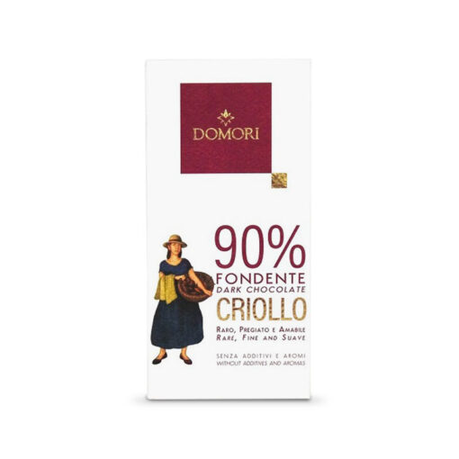 Domori Criollo Blend, 90 %