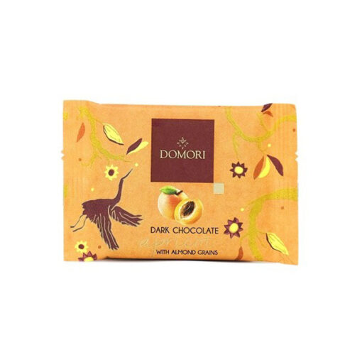 Domori Dark Chocolate Apricot
