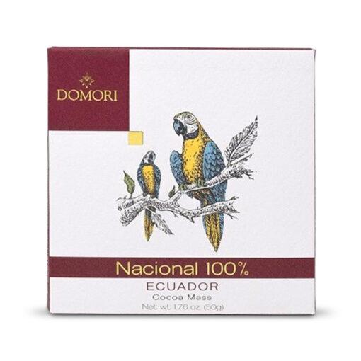 Domori Nacional Ecuador, 100%