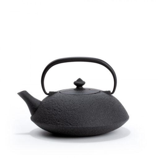 Japonski čajnik Muji, siv