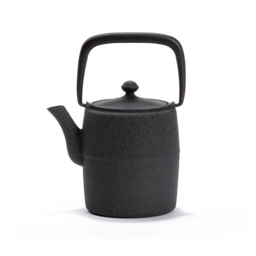 Japonski čajnik Wabi, siv